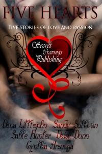 Five Hearts Anthology - Dana Littlejohn