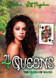 4 Queens - Queen of Spades by Dana Littlejohn